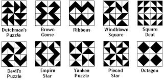 quilt geometry