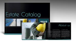 indesign templates free brochure stylish indesign brochure template with landscape black and white