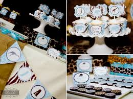 themed baby shower kara s party ideas safari baby shower party planning ideas