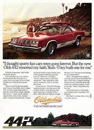 Hemmings Classic Car - the high style handler 1976 u002777 oldsmobile 4 4 2 hemmings daily