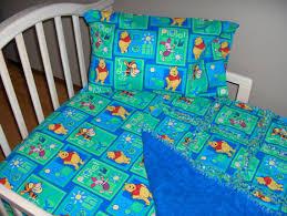 Tigger Crib Bedding Disney Winnie The Pooh Toddler Bed Crib Bedding Set Rag Quilt