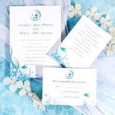 tropical themed wedding invitations lovely themed wedding invitations or wedding