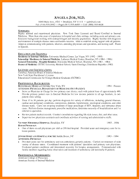 curriculum vitae for students template observation 7 sle physician curriculum vitae letter signature