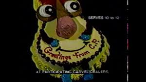 Halloween Ice Cream Cake by Carvel Ice Cream Cake