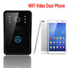 android home phone wifi doorbell door bell wireless ip intercom interfone smart phone