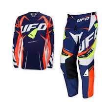 motocross gear combos ufo 2017 ufo element combo kit blue red yellow off road from