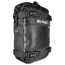 kriega us10 kriega us10 motorcycle waterproof drybag 10 ltr mount