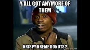 Krispy Kreme Meme - krispy kreme crazy traffic youtube