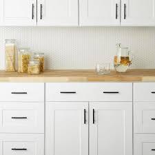 home depot kitchen cabinet hardware pulls everbilt contemporary beam 3 in 76 mm matte black classic