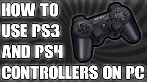 black friday ps3 2017 how to use ps3 and ps4 controllers on pc wired and wireless