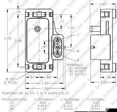 home shop sensors pressure sensors delphi gm 1 bar map