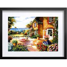 Living Room Paintings Online Get Cheap European Landscape Paintings Aliexpress Com