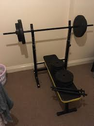everlast weight bench 50kg in seacroft west yorkshire gumtree