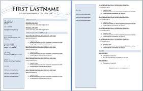 free professional resume template 2 2 page resume exles cv resume