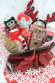 Holiday Gift Baskets Easy Holiday Gift Idea Diy Cocoa Gift Basket Southern Made