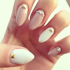 best 25 cute almond nails ideas on pinterest stiletto nails