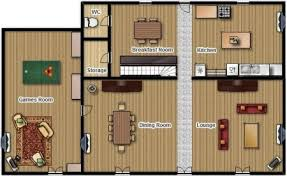 home layout plans la pagerie floor plans of the accommodation