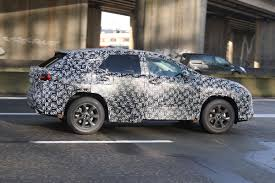 lexus 3rd row crossover redesigned 2016 lexus rx to be announced ny auto show