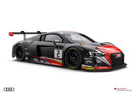 Audi R8 Lms - eleven audi r8 lms racers to run at spa 24 hours