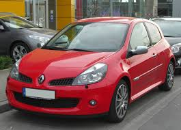 gallery of renault clio iii
