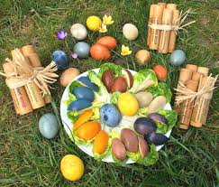 how to color easter eggs with natural food dye bluechai shop