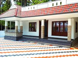 home design single floor house for sale in kochi kerala real