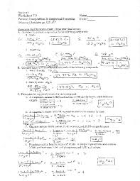 genius learn 10 3 percent composition worksheet 7d percentage