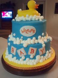 rubber ducky baby shower cake baby shower cake my cake creations shower cakes
