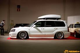 brown subaru forester slammed forester stancenation form u003e function