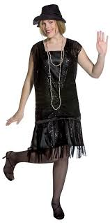 Flapper Dress Halloween Costume 90 20s Gatsby Flapper Costumes Images