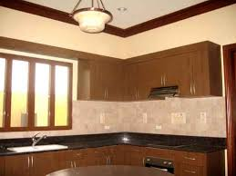simple kitchen design ideas beautiful simple kitchen design in the philippines 4 on kitchen