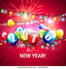 cards for happy new year happy new year 2017 greeting card stock vector 476344489