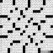 may 30 2010 nytcrossword