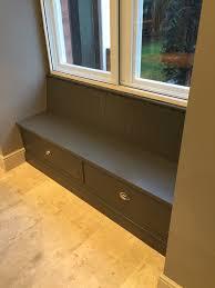 tom howley bench seat boot room hamptons kitchens pinterest
