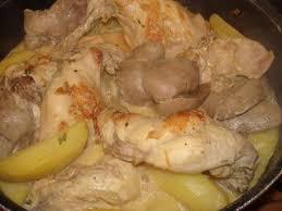 cuisine lapin au vin blanc recette de lapin en cocotte à la moutarde et au vin blanc la