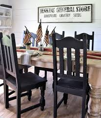 blog simple july 4th table setting u2014 flat creek farmhouse