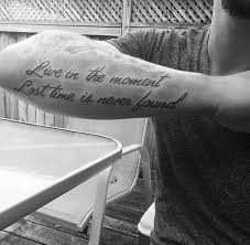 50 inspirational tattoo quotes for men to try 2017 page 4 of 5