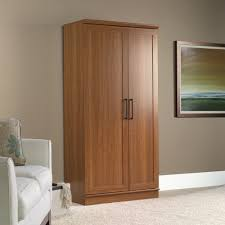 Wardrobe Storage Cabinet Sauder Beginnings Storage Cabinet Oregon Oak Best Home Furniture