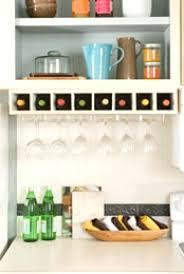kitchen spice rack ideas wine rack counter wooden wine glass rack built in spice