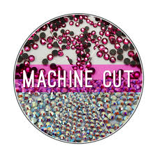 machine cut fix rhinestones