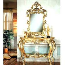 console table and mirror set small mirrored tables console tables with mirror console table