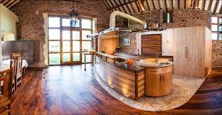 Country Kitchen Backsplash Ideas Kitchen Design Rustic Kitchen Cabi Wooden Range Hood Also Grey