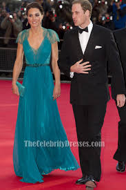 kate middleton evening prom dress london olympic gala formal gown