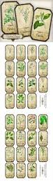 best 25 kitchen labels ideas on pinterest diy storage projects herb jar labels have to remember to use these for my herbs