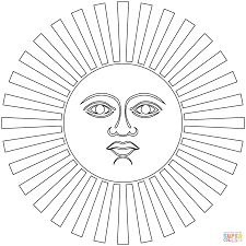 coloring page inca coloring pages inti page inca coloring pages