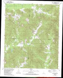United States Topographical Map by Four Corners Topographic Map Ms Usgs Topo Quad 32089h3