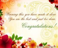 congratulatory cards congrats to you for a wedding congratulations