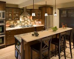 2 tier kitchen island two tier islands kitchen kitchen design ideas