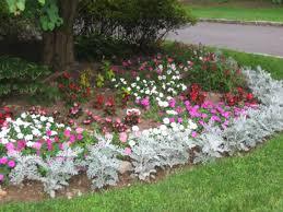 outdoor shrub flower bed design small flower garden best garden