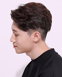 undercuts waves hairstyles for korean man classic haircuts for